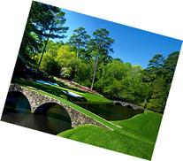 12th Hole Augusta At the Masters 8 X 10 Photo