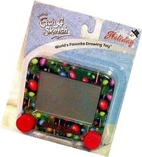 Holiday Christmas Lights Pocket Etch A Sketch - Ohio Art