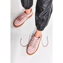 Hollie Suede Creeper Sneaker