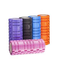Sivan Health And Fitness Hollow Foam Roller, 14x33cm, Orange