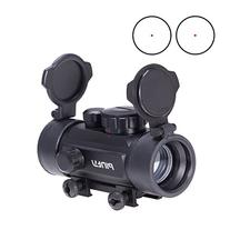 Pinty Holographic Reflex Laser Red Green Dot Sight Scope