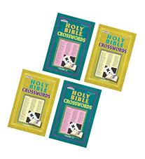 Set of 4 Kappa Holy Bible Crossword Puzzles Volume 15 and