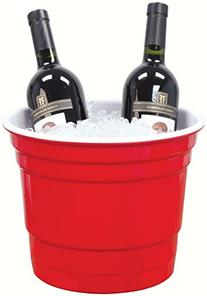 Carson Home Accents Original Rednek Party Bucket, 10-Inch