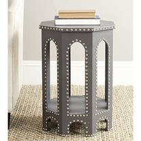 Safavieh Home Collection Nara Grey End Table