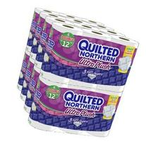 Home Essential Quilted Northern Ultra Plush Bath Tissue 48