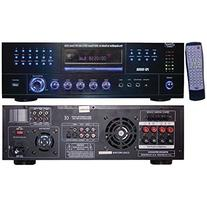 PYLE HOME PD1000A 1,000-Watt AM/FM Receiver with Built-in