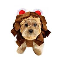 Anit Accessories Home Pets Fancy Dress Apparel Lion Dog