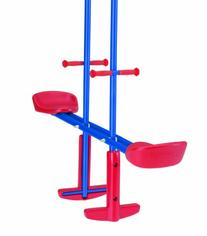 Kettler Home Playground Equipment: Metal Seesaw Glider Swing