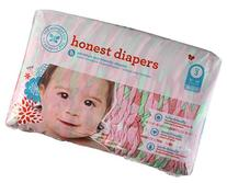 The Honest Company Diapers Size 3 - Strawberry by Neugaugh