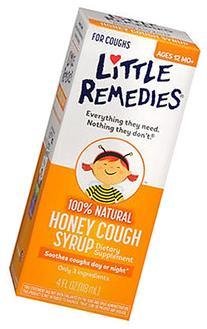 Little Colds Honey Elixir  4-Ounce