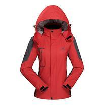 Diamond Candy Hooded Windbreaker Waterproof Jacket Women's