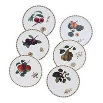 Hookers Fruit Dinner Plates 10.5