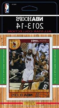 2013 2014 Hoops NBA All Stars Collection Special Edition