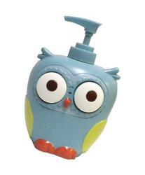 Hooty Bathroom Collection-Colorful Hoot Owl Bath Accessories