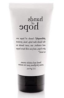 philosophy hope in a jar hope hand and cuticle cream 4 oz