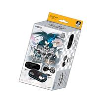 Black * Rock Shooter THE GAME Accessory set for PSP