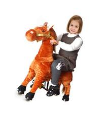 UFREE Horse Action Pony, Walking Horse Toy, Rocking Horse