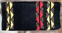 34x36 Horse Wool Western Show Trail SADDLE BLANKET Rodeo Pad