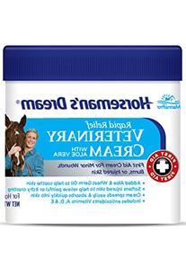 Horseman's Dream Veterinary Cream, Jar, 16-Ounces