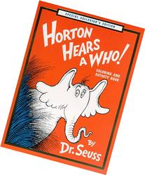 Horton Hears a Who! Coloring