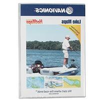 Navionics HotMaps Premium Canada Two-Dimensional Lake Maps
