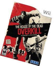 House of the Dead: Overkill - Nintendo Wii