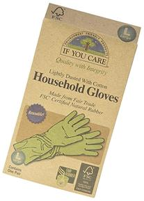 If You Care Household Gloves - Large - 1 Pair pack of - 12