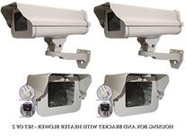 Evertech Housing CCTV Security Surveillance Outdoor Camera