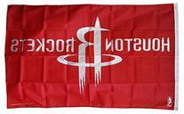 Houston Rockets - 3' x 5' NBA Flag