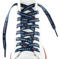 Houston Texans Shoe Laces