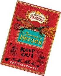 Cressida cowell books searchub how to train your dragon a journal for heroes ccuart Image collections