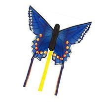 "HQ Kites Swallowtail Blue ""R"" Butterfly Kite"