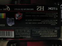 TDK Premium Quality HS 6Hrs T-120 VHS 5pk