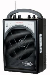 HISONIC HS120BT Portable PA System with Wireless Microphones