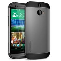 Spigen Slim Armor HTC One M8 Case with Air Cushion