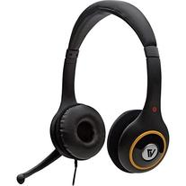 V7 Deluxe USB Stereo Headset & Noise-Canceling Microphone