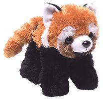 Wild Republic Red Panda Plush, Stuffed Animal, Plush Toy, Gifts for Kids, Hug'Ems 7