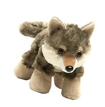 Wild Republic Hug Ems Wolf Plush Toy