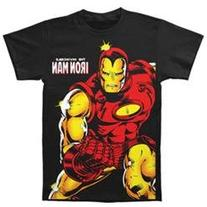 Iron Man Huge Print TShirt