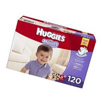Huggies Little Movers Size 5 Diapers - 120 Count
