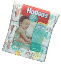 Huggies One & Done Baby Wipes, Soft Pack, Cucumber & Green
