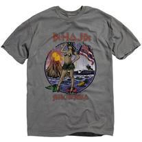Quiksilver Men's Hula Hula T-Shirt, White, Medium