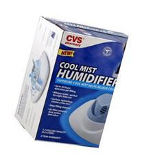 Humidifier - Cool Mist Humidifier - Quality CVS 1.2 Gallon