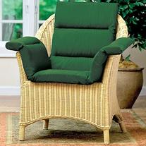 EasyComforts Hunter Green Pressure Reducing Chair Cushion