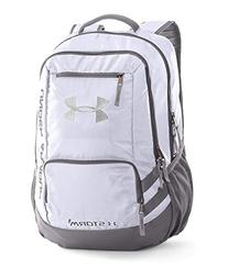 Under Armour Hustle II Backpack-White
