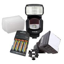 Sony HVL-F43M External Flash For Sony Cameras. Value Kit