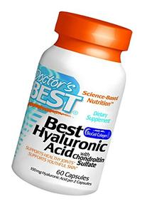 Doctor's Best Best Hyaluronic Acid with Chondroitin Sulfate