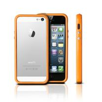 Photive Hybrid iPhone 5 Bumper Case With Metal Buttons -