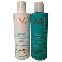 Moroccanoil Hydrating Shampoo Plus Conditioner, 8.5 oz., 2