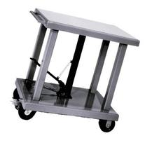 Wesco Hydraulic Lift Table - 2000-Lb. Capacity